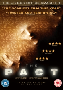 The Pact, DVD