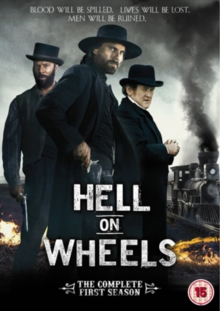 Hell On Wheels: The Complete First Season, DVD