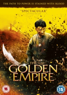 The Golden Empire, DVD DVD