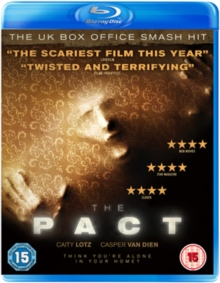 The Pact, Blu-ray