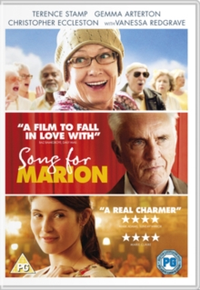 Song for Marion, DVD  DVD