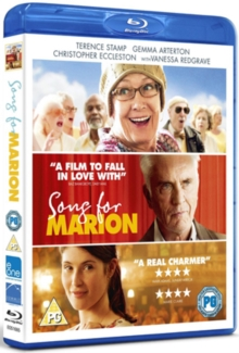 Song for Marion, Blu-ray