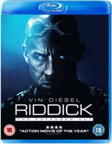 Riddick: The Extended Cut, Blu-ray  BluRay