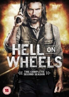 Hell On Wheels: The Complete Second Season, DVD