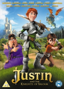 Justin and the Knights of Valour, DVD