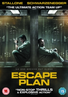 Escape Plan, DVD