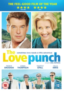 The Love Punch, DVD