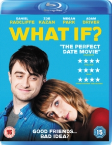 What If, Blu-ray