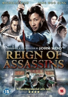 Reign of Assassins, DVD  DVD