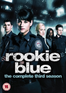 Rookie Blue: Series 3, DVD