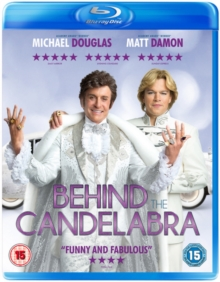 Behind the Candelabra, Blu-ray  BluRay