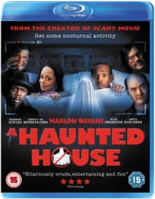 A   Haunted House, Blu-ray