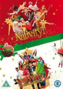 Nativity!/Nativity 2 - Danger in the Manger, DVD  DVD