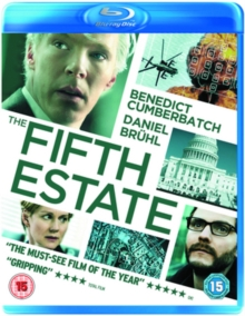 The Fifth Estate, Blu-ray