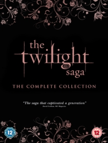 The Twilight Saga: The Complete Collection, Blu-ray