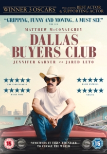 Dallas Buyers Club, DVD