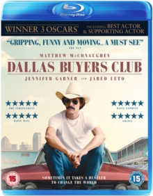 Dallas Buyers Club, Blu-ray