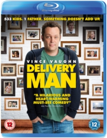 Delivery Man, Blu-ray