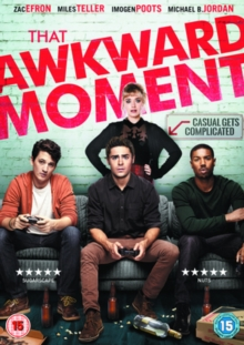 That Awkward Moment, DVD