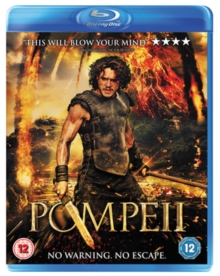 Pompeii, Blu-ray  BluRay