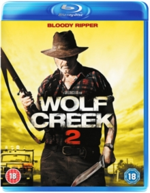 Wolf Creek 2, Blu-ray