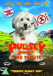 Pudsey the Dog - The Movie, DVD  DVD