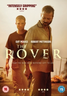 The Rover, DVD