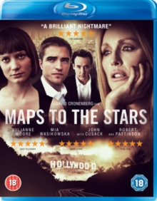 Maps to the Stars, Blu-ray