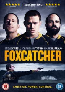 Foxcatcher, DVD