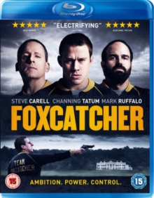 Foxcatcher, Blu-ray