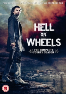Hell On Wheels: The Complete Fourth Season, DVD  DVD