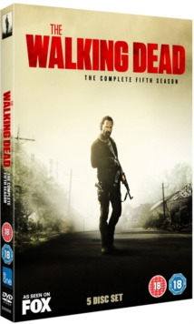 The Walking Dead: The Complete Fifth Season, DVD