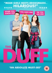 The DUFF, DVD