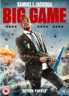 Big Game, DVD