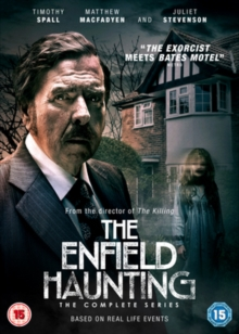The Enfield Haunting, DVD