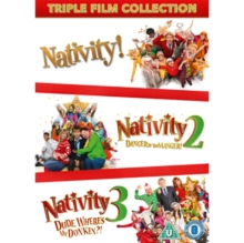 Nativity 1-3, DVD  DVD