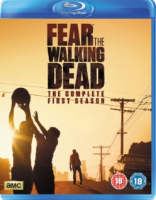 Fear the Walking Dead: The Complete First Season, Blu-ray
