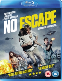 No Escape, Blu-ray  BluRay