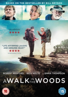 A   Walk in the Woods, DVD