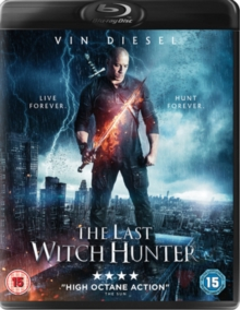 The Last Witch Hunter, Blu-ray
