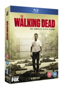 The Walking Dead: The Complete Sixth Season, Blu-ray