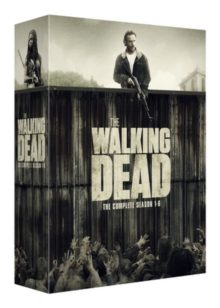 The Walking Dead: The Complete Season 1-6, DVD DVD