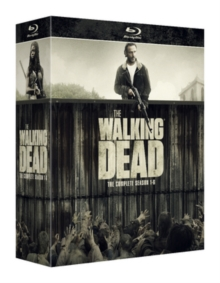 The Walking Dead: The Complete Season 1-6, Blu-ray