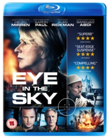 Eye in the Sky, Blu-ray BluRay