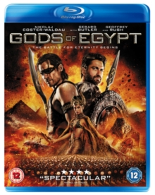 Gods of Egypt, Blu-ray