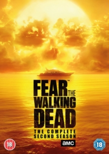 Fear the Walking Dead: The Complete Second Season, DVD