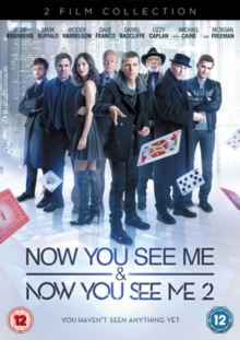 Now You See Me/Now You See Me 2, DVD