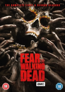 Fear the Walking Dead: The Complete First & Second Seasons, DVD