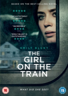 The Girl On the Train, DVD DVD