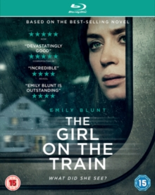 The Girl On the Train, Blu-ray